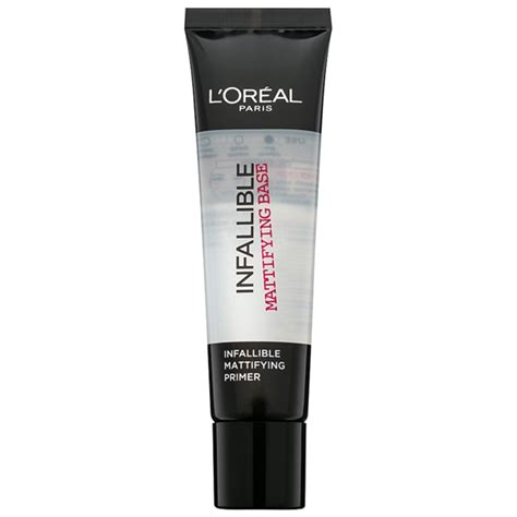 L Oreal Primer l or 201 al infallible mattifying primer notino co uk