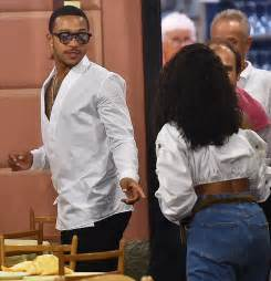 lori harvey wedding ring lori harvey and fiance footballer memphis depay spotted