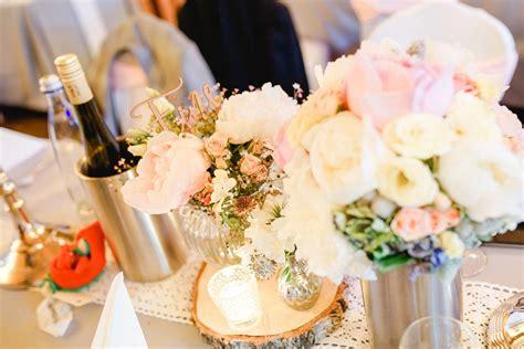 Hochzeitsdeko Edel by Hochzeitsdekoration Edel Rustikal In Pastell