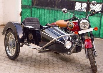 Car Modification Karol Bagh by Rocket Model Sidecar For All Motorcycle And Scooter Harley