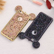Ap Mickey 3d Glittery High Quality Softcase Iphone 4 5 6 6 Grand iphone 5 ebay