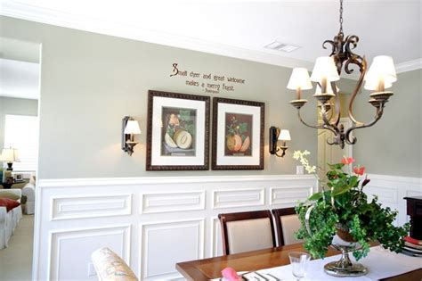 esszimmer wand ideen dining room wall decor home sweet home ideas