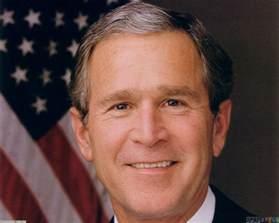 Bush by George W Bush Wallpaper 1244 Open Walls