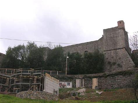banco di san giorgio la spezia tutte le fortificazioni della provincia di la spezia in