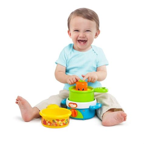 Bright Starts Giggling Gourmet Stack And Giggle Pots bright starts giggling gourmet stack and giggle pots