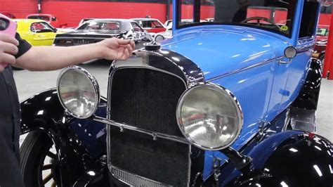 motor sales 1930 willys whippet classic car for sale in mi vanguard