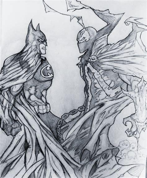 Spawn Drawings