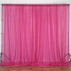 photo booth drapes voile backdrop 10x10 ft curtain photo booth 2 panels 5x10