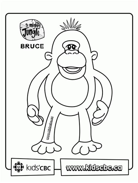 Doodlebop Coloring Pages Az Coloring Pages Doodlebops Coloring Pages