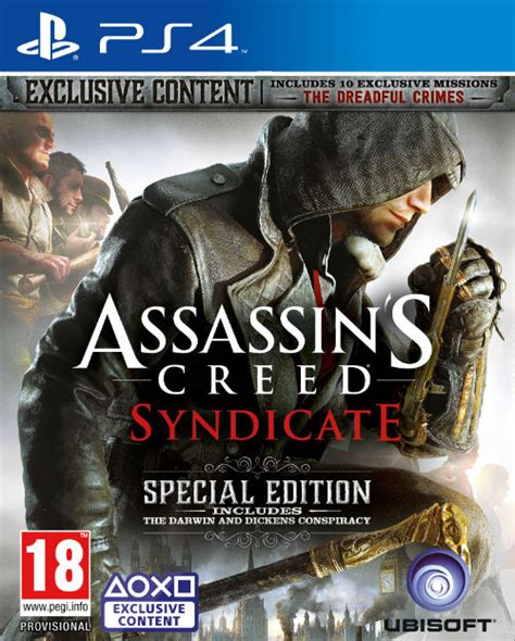 Ps4 Assassins Creed Syndicate assassin creed syndicate special edition pr 233 commande