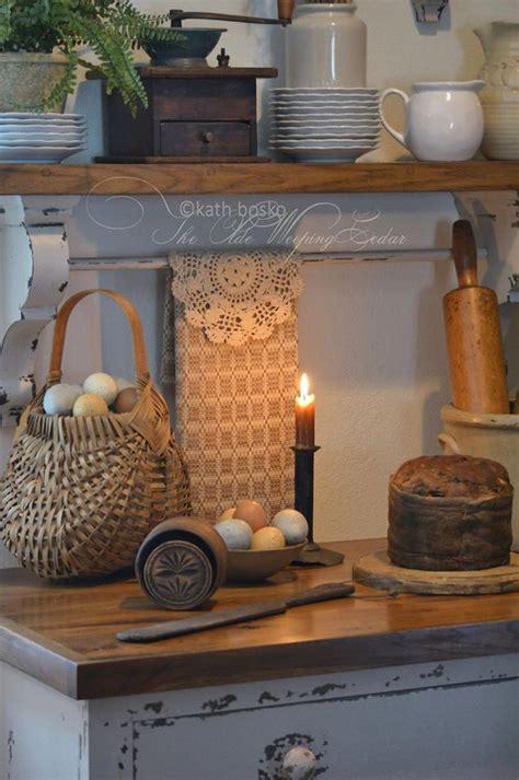 primitive kitchen decorating ideas best 25 primitive kitchen decor ideas on