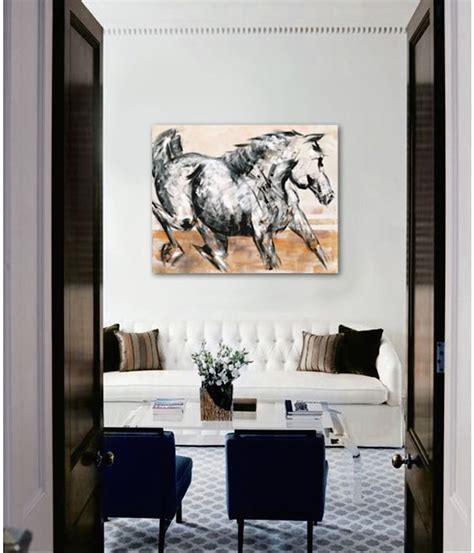 horse home decor home design 17 best images about horse art paintings modern