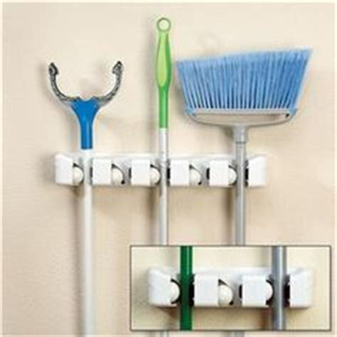 Magic Holder Magic Mop Holder Limited 1000 images about s garage organiser mop broom tools holder on mops and