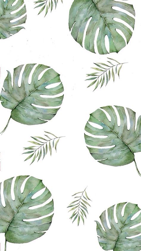 leaf pattern tumblr tumblr palm leaf iphone wallpaper iphone wallpapers