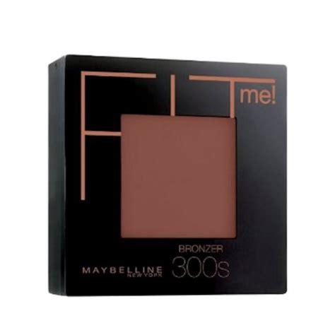 Maybelline Powder Fit Me maybelline maybelline fit me bronzer powder 300s maybelline from high brands 4 less uk