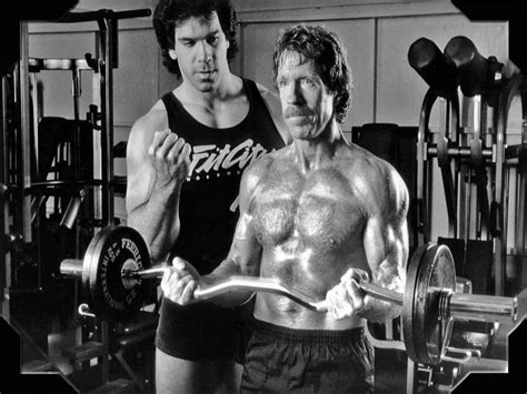 lou ferrigno bench press top 10 facts about chuck norris and muscle cars
