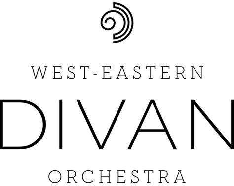west eastern divan orchestra brand new new logo for west eastern divan orchestra by