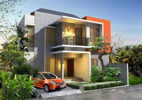 Gambar Desain Rumah Tingkat Minimalis 2 Lantai Modern Desain Rumah | 15 gambar rumah minimalis modern 2 lantai terindah