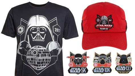 wars merchandise wars half marathon 2017 merchandise revealed