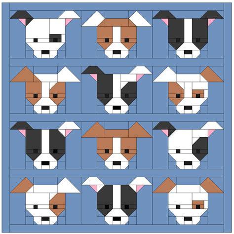 hotdog pattern cute dog gone cute tutorial blocks 7 8 sew fresh quilt