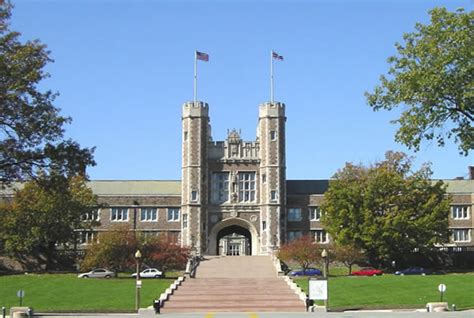 Wustl Mba Application by Washington St Louis Olin Business School
