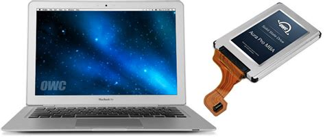 Mba Envo by Owc Ssd Drives For Apple Macbook Air 2008 2009