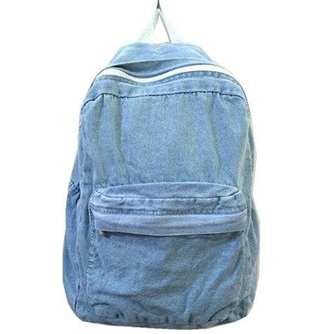 Denim Backpack 2015 new fashion school bags for and boys travel denim backpack students computer