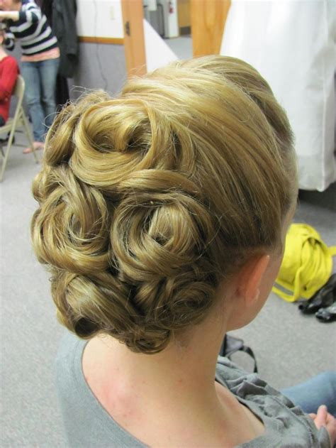 Wedding Hairstyles Pin Curls by Pin Curl Hairstyles Hair