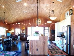 Pole Barn Homes Interior by Woodworking Industry Trends Barn Garage Plans With Living
