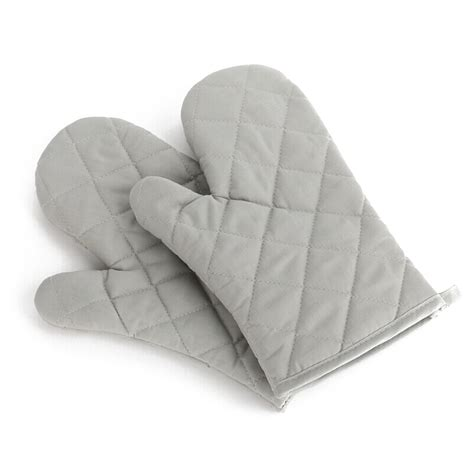 heat resistant l holder 1 pair heat resistant cotton oven glove pot holder baking