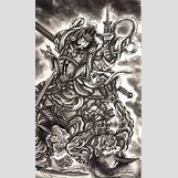 Japanese Demons | 1188 x 1994 jpeg 981kB