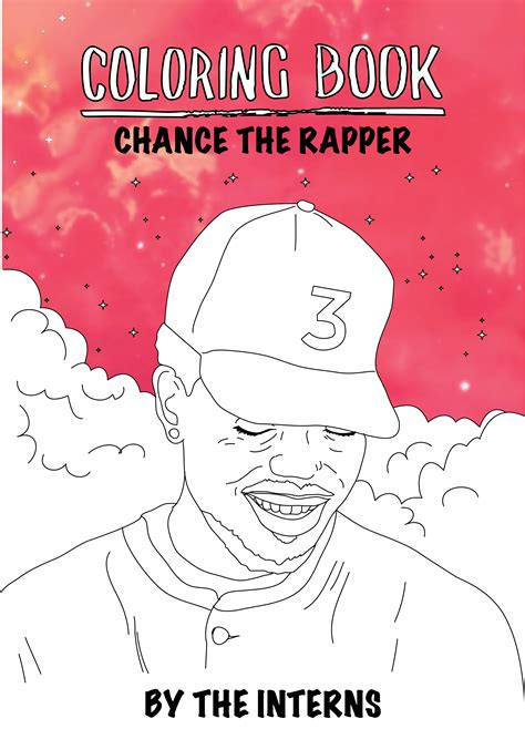 coloring book chance the rapper album here s literally a chance the rapper coloring book