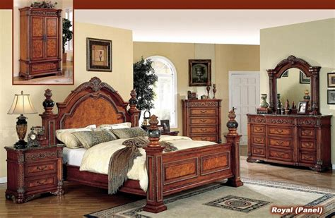 royal bedroom furniture royal landing bedroom set with rubberwood solids