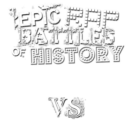 image erb template png epic rap battles of history