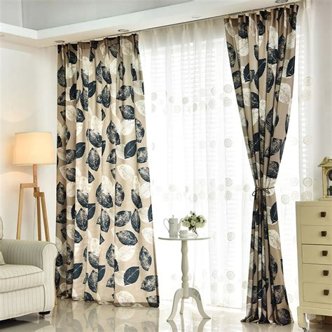 navy and tan curtains high end curtains window drapes custom curtains sale