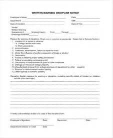 employee write up form doc anuvrat info
