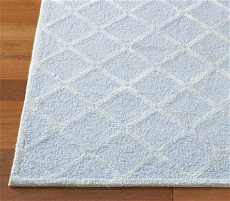 light pink trellis rug light blue rug nursery thenurseries