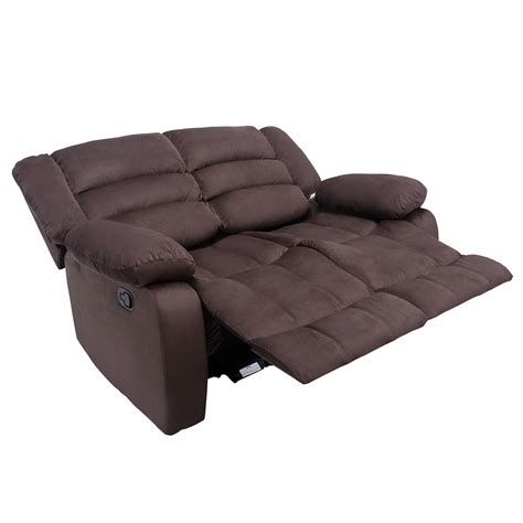 2 seat recliner manual recliner 2 seat sofa chair slipcover ergonomic
