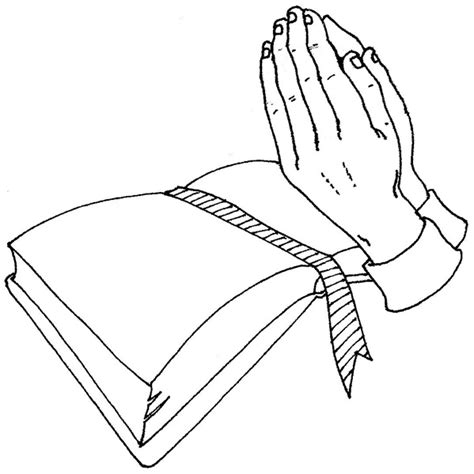 praying hands clipart bible images