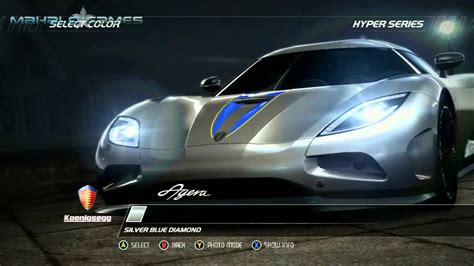 koenigsegg agera need for speed pursuit need for speed pursuit cars koenigsegg agera youtube