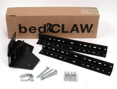 Footboard Attachment by Bed Claw Bed Frames Universal Footboard Attachment Kit