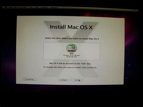 how to install os x snow leopard transformnews osx86
