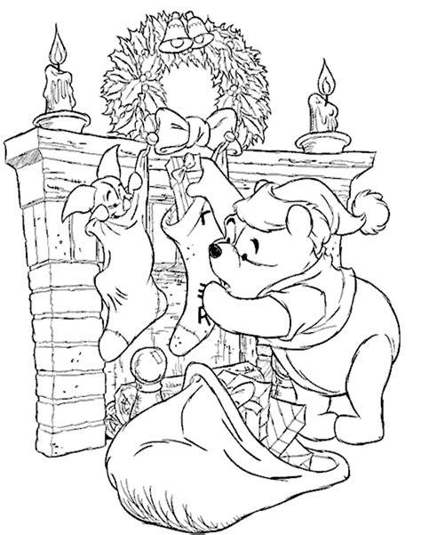 imagenes de navidad para colorear canas im 225 genes con dibujos de disney de navidad para colorear