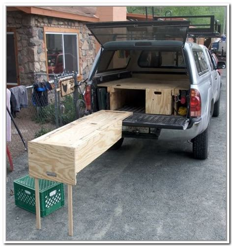 the truck bed storage ideas shouldn t besolely used for