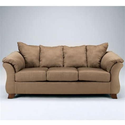 durapella sofa ashley furniture signature design durapella cocoa sofa