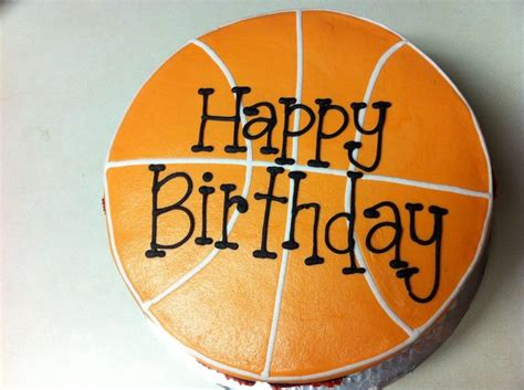 imagenes de happy birthday basketball 17 best images about basketball on pinterest sheet cakes