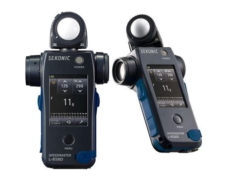 Professional Lightingis It Really A Must by Sekonic L858d Advanced Professional Photographic Light
