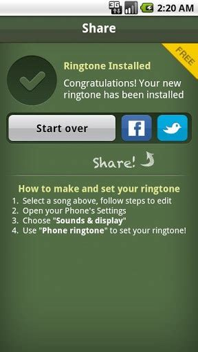 ringtone maker pro apk free 10 best android apps for creating custom ringtones for free s magazine