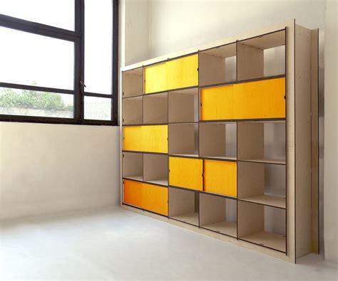 librerie componibili in legno totem librerie componibili