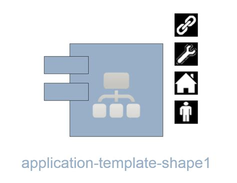 Smart Application Rationalization Using An Application Landscape Diagram Dragon1 Application Landscape Template